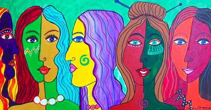 Vrouwen verdiepings weekend