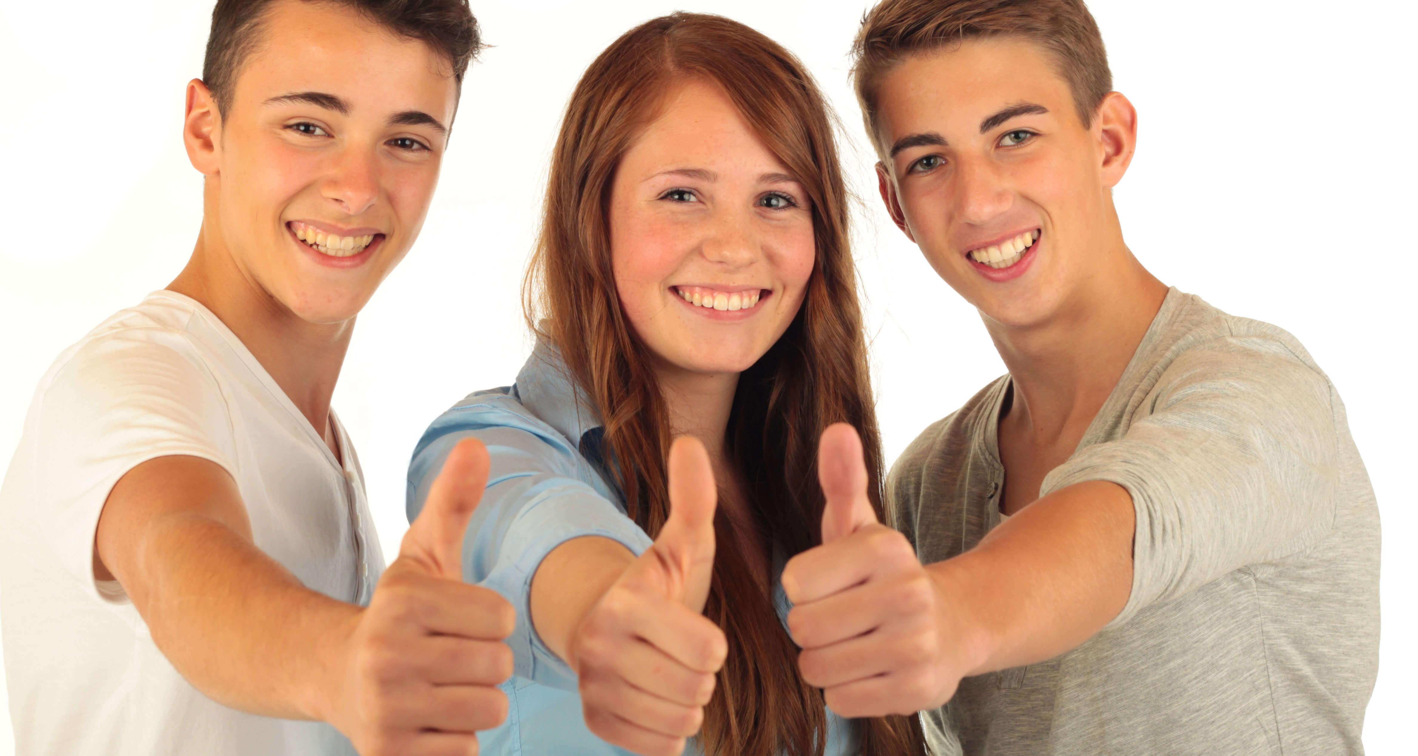 Biodanza voor pubers (middelbare school)