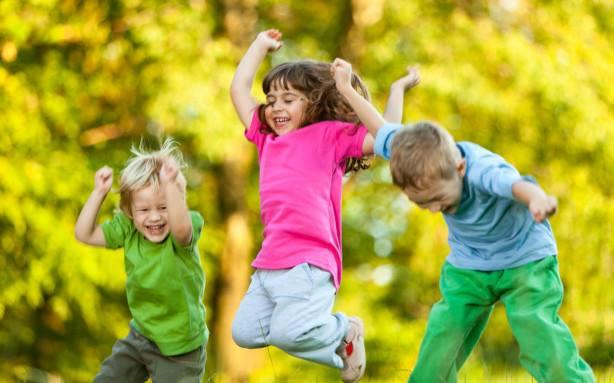 Training toepassing Kinderbiodanza – Monica Turco
