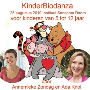 KinderBiodanza voor kinderen van 5 tot 12 jaar
