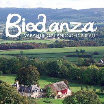 Biodanzavakantie in Frankrijk (Preau), voor ervaren dansers