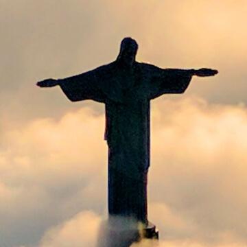BRAZILIE reis (bijna vol)