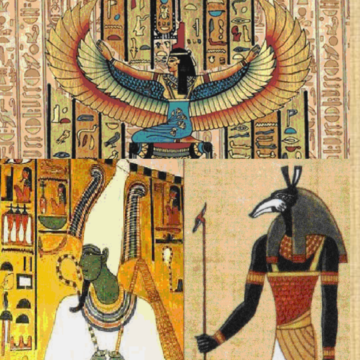 Dancing the Myths and Archetypes of Life, Isis & Osiris. Chaos, Order  and Love. Presented by: Stephen White