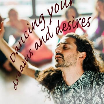 Biodanza avondworkshop met Alejandro Balbi Toro, Dreams and desires
