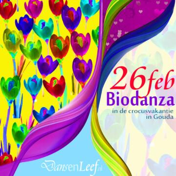 Biodanza in de voorjaarsvakantie voor ervaren dansers met Geny en Ingrid