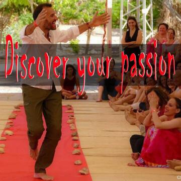 Biodanza avondworkshop met Yamil Jasa uit Uruguay 'Discover your passion'