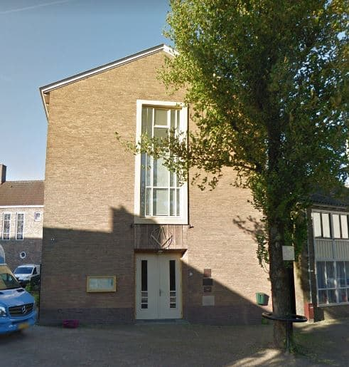 Logegebouw Rijkmanstraat
