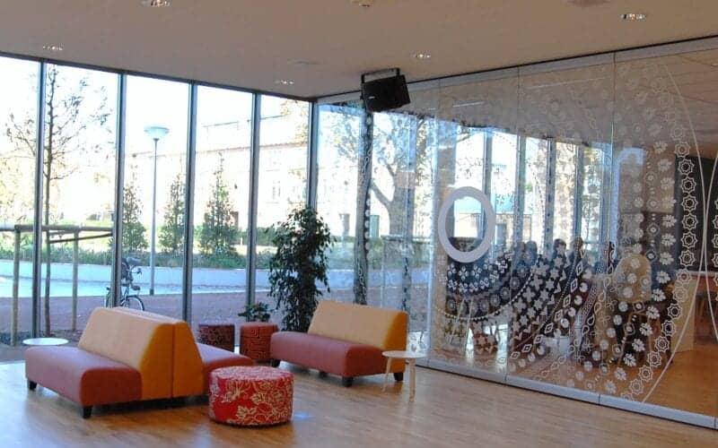 afbeelding binnenkan O3 gebouw Den Haag